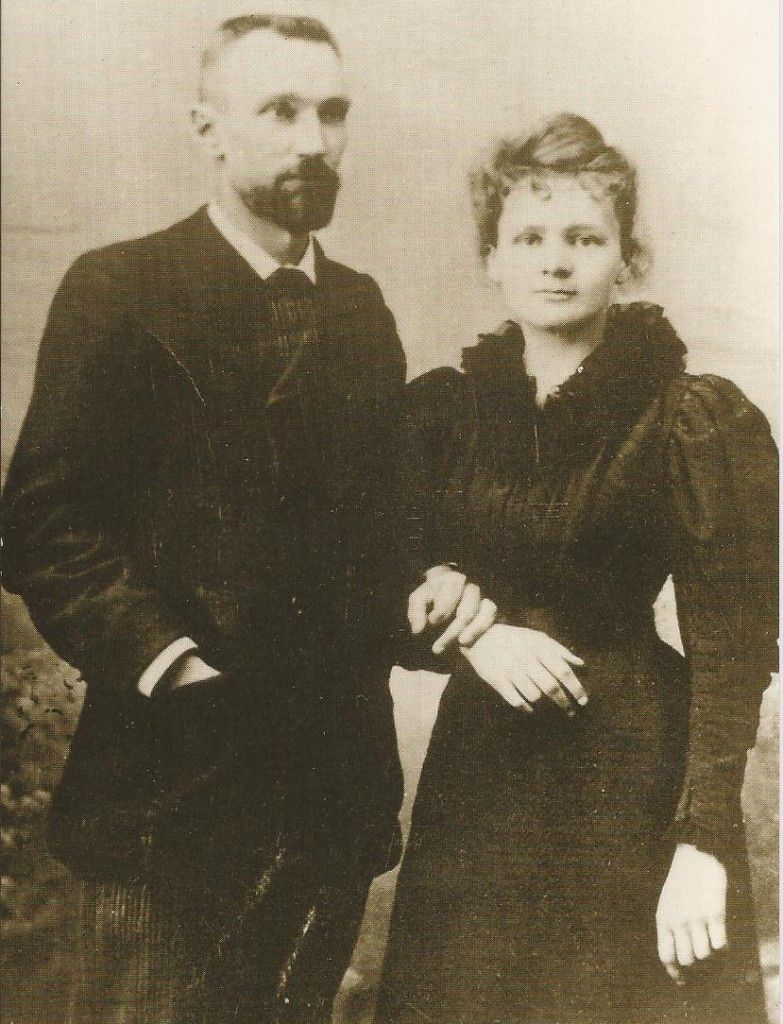the lifes story of the curies The love story of marie & pierre curie is now a beautiful book (with a spooky, challenging ending)  about books and biography and the subject of radiation that --- the metaphor is inevitable .