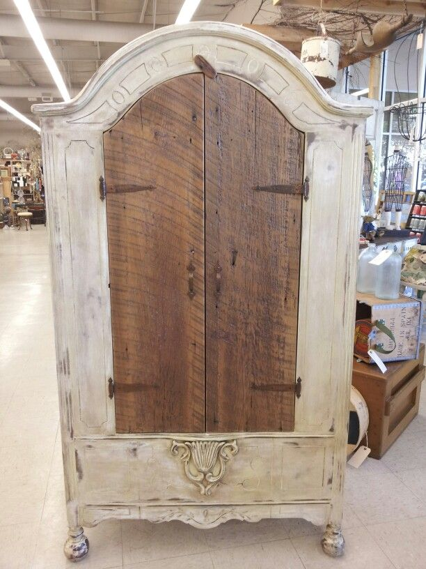 Jay Lotz Rebuilt This Cabinet Front Doors Are Made With Repurposed
