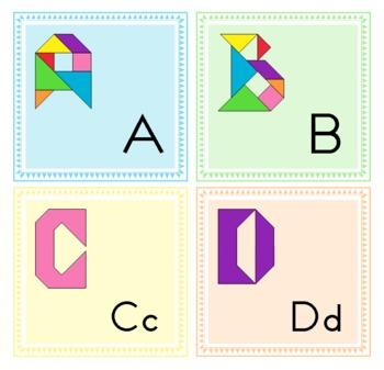 ответы tangram 1b