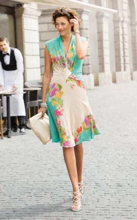FREE Spring/Summer Dress Pattern - My Handmade Space