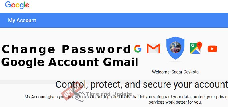 Hoe Het Google Accountwachtwoord Bij Te Werken In 2020 Mail Account Accounting Gmail