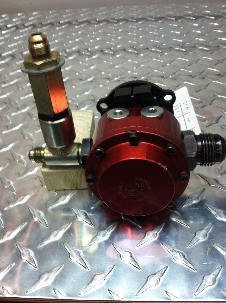 Waterman 400 Fuel Pump 4 12 GPM @ 4000 used - Good Flow 305