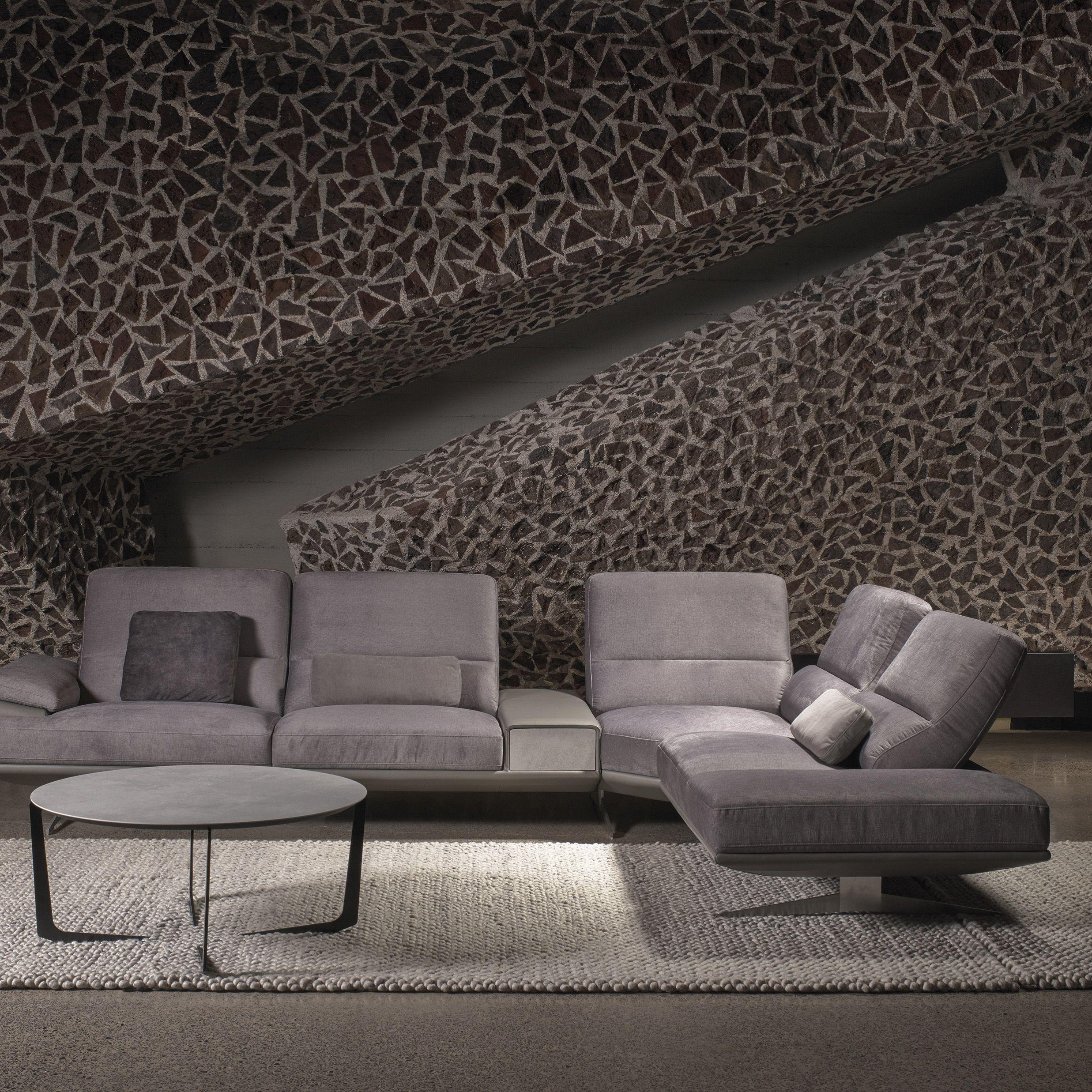 sofa Soprano kler sofa dom design styl dom quality wypoczynek relaks soprano komfort meble Kler Srebro