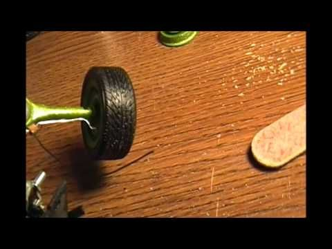 ▶ How To Run Brake Lines On Your 1/24 , 1/25 Scale Model - YouTube