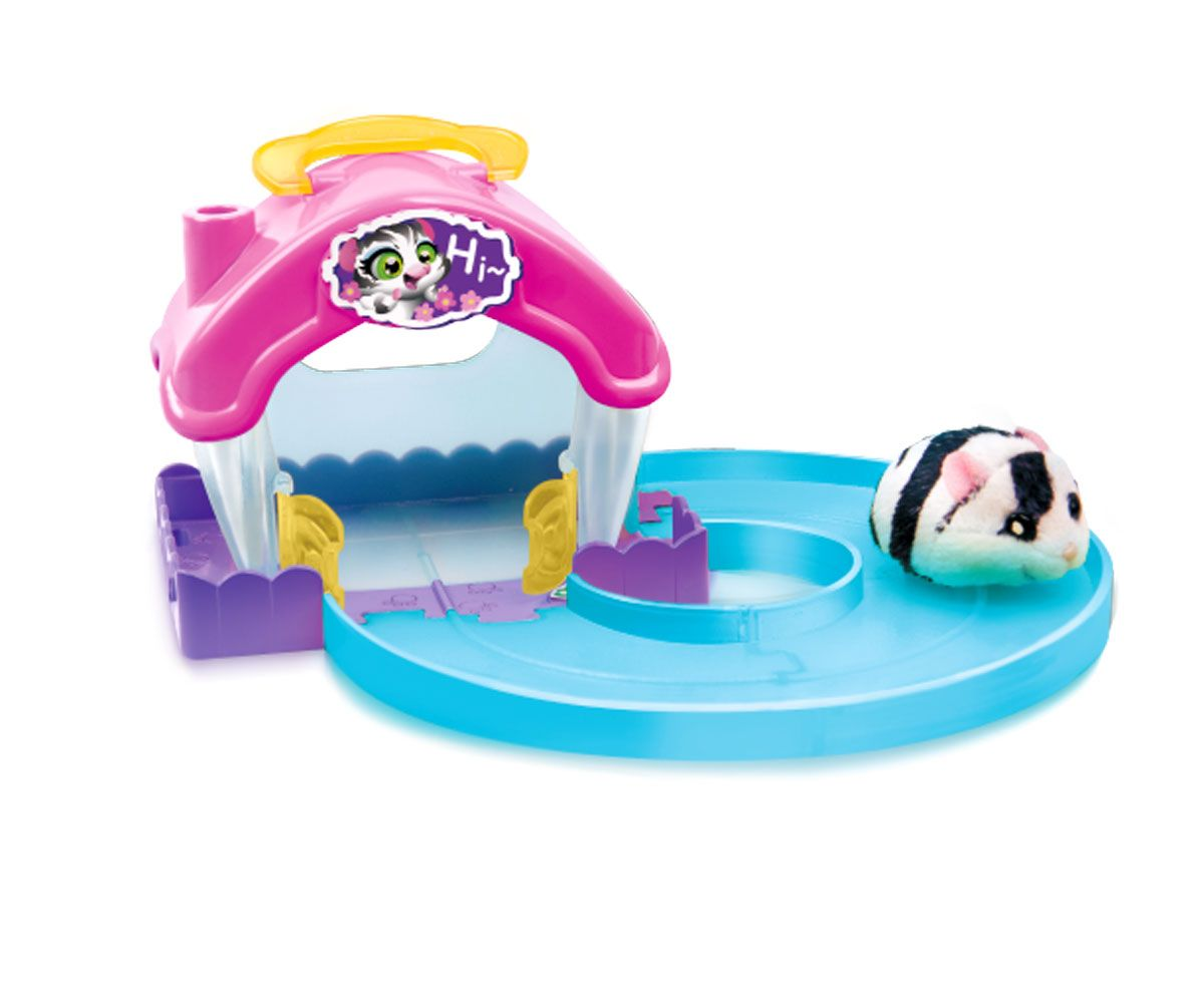 Pin By Cife Glop Games On Hamsters In A House Hamster House Little Live Pets Minnie Mouse Toys