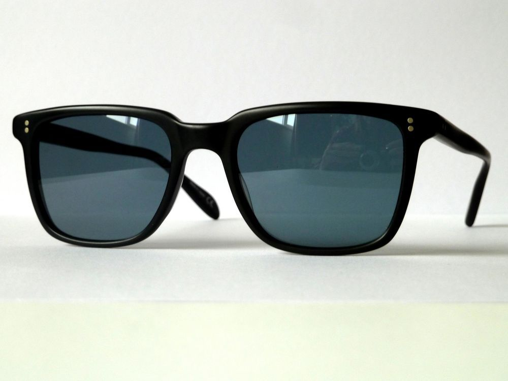 40212836abd Oliver Peoples NDG-1 Photochromic sunglasses in 1204 R8 Matt Black ...