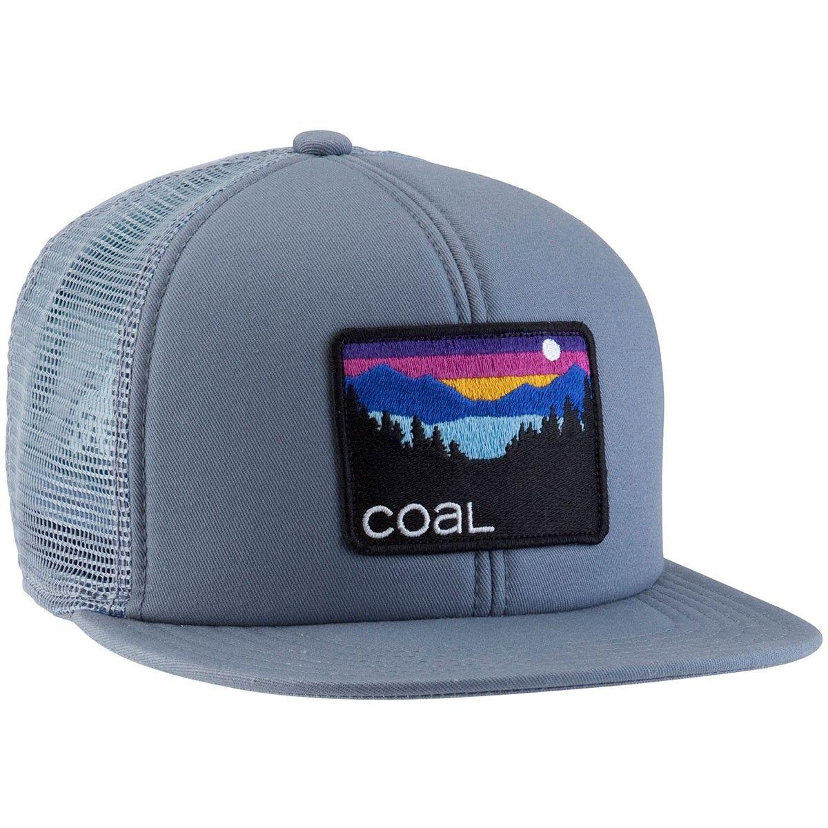 coal the hauler hat grey the hauler from coal is airy