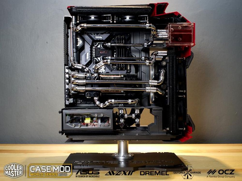 Master of dimension 16 | High end | Custom gaming computer