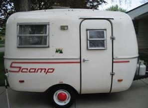 Get Campie Vintage Trailers