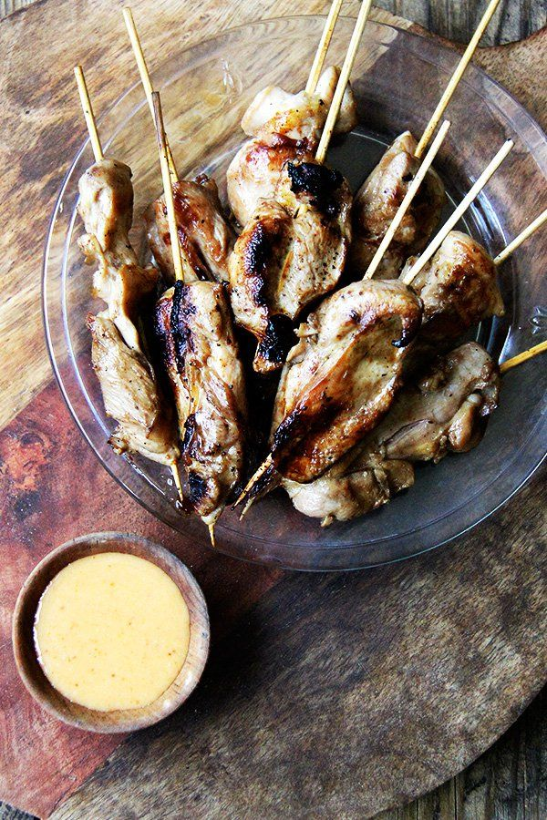 Chicken Satay With Peanut Sauce Ultimate Food Guide