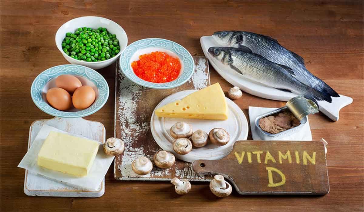 مصادر فيتامين د الغذائية Good Foods To Eat Vitamins Vitamin D