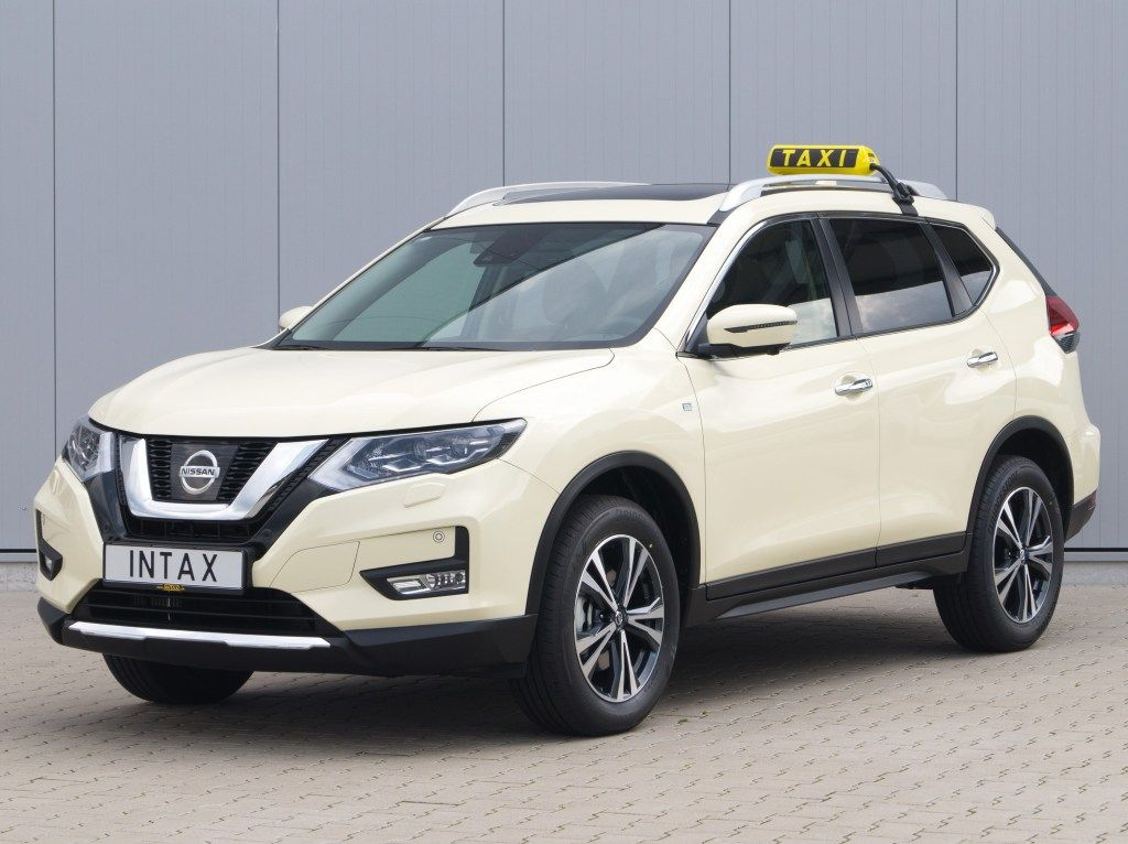 Nissan X Trail Taxi By Intax T32 2017 With Images Nissan
