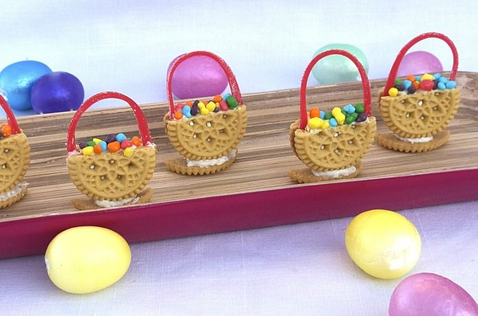 Cool easter treats for kids 11 great ideas snacks ideas fun ideas for easter find easter crafts to make with kids for the easter holiday including an easter basket easter eggs easter bonnet and other easter negle Choice Image