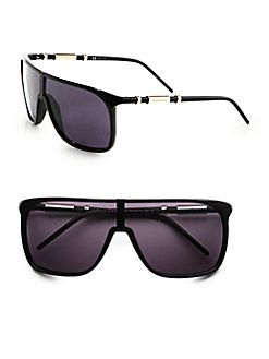 289826471d Givenchy - Resin Shield Sunglasses