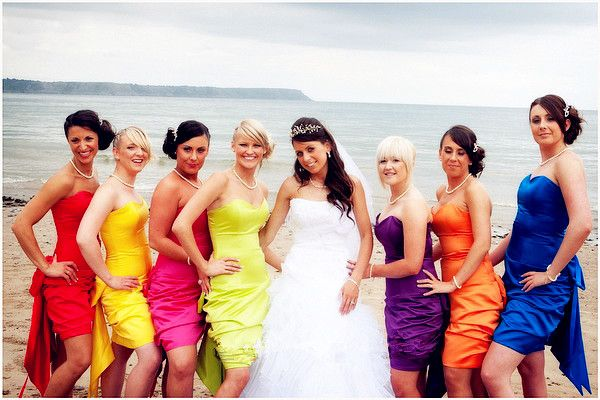 Different Style Bridesmaid Dresses