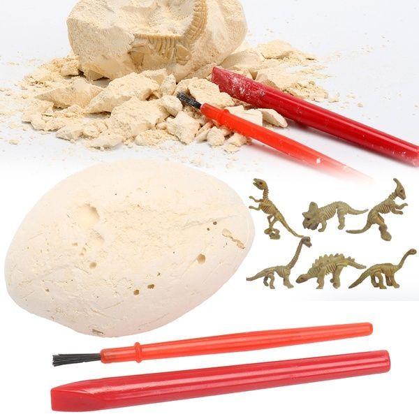 Dinosaur Egg Excavation Kit Archaeology Dig Up History Skeleton Fun Kid Toy Gift #historyofdinosaurs Dinosaur Egg Excavation Kit Archaeology Dig Up History Skeleton Fun Kid Toy Gift #historyofdinosaurs