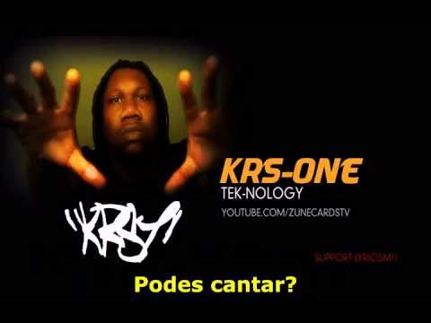 KRS-ONE TEK-NOLOGY [ LEGENDADO]