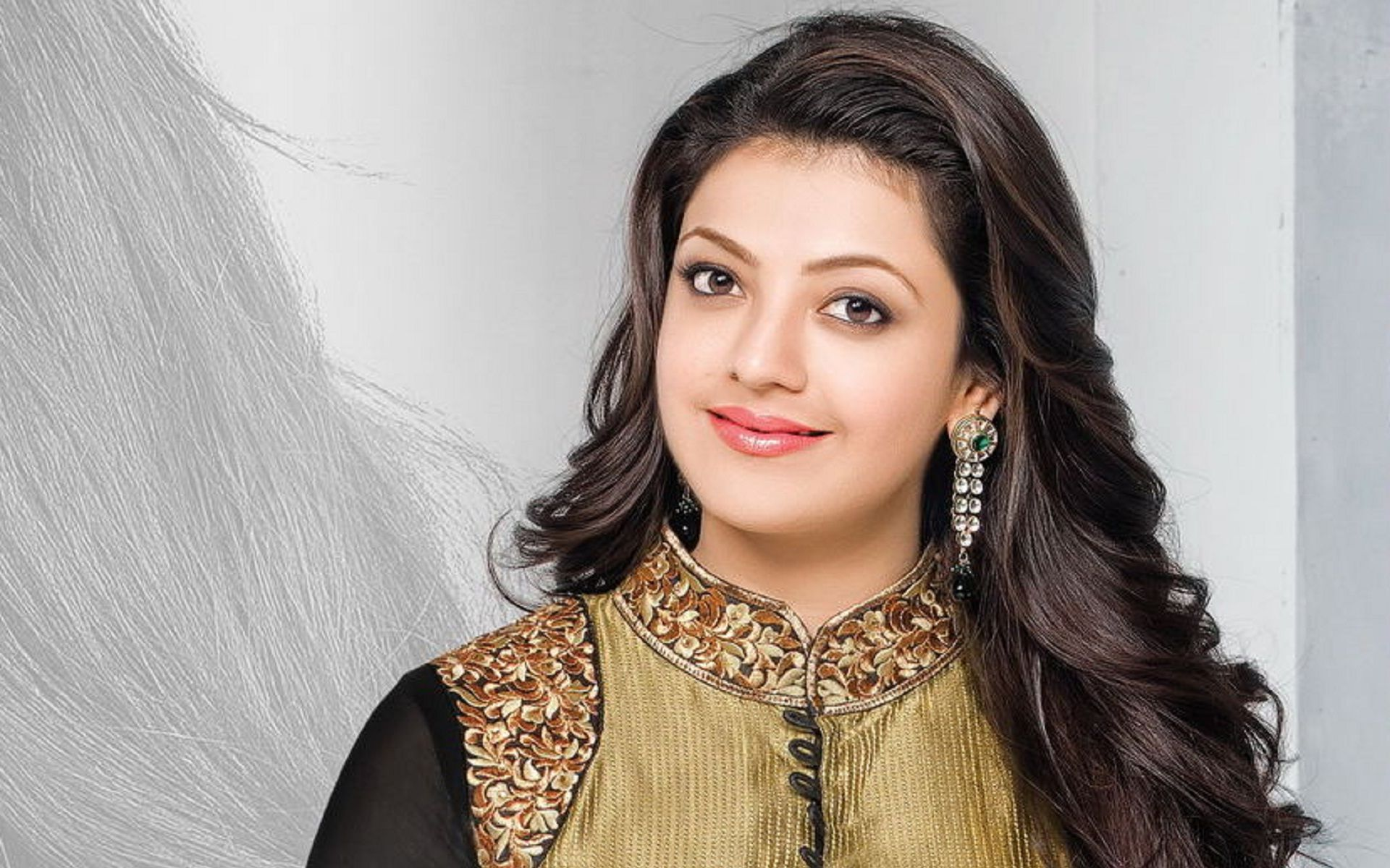 attractive south indian girl kajal agarwal nice wallpapers | kajal