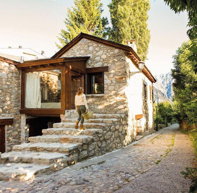 Decordemon interior exteriores pinterest casas de - Exteriores de casas de campo ...