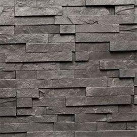 plaquette de parement ural black bar ext rieur pinterest parement plaquette de parement. Black Bedroom Furniture Sets. Home Design Ideas