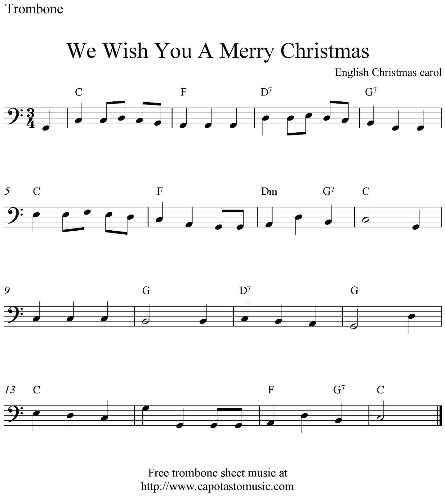 Free Sheet Music Scores Free Christmas Piano Sheet Music We Wish You A Merry Christmas Viola Sheet Music Christmas Sheet Music Sheet Music