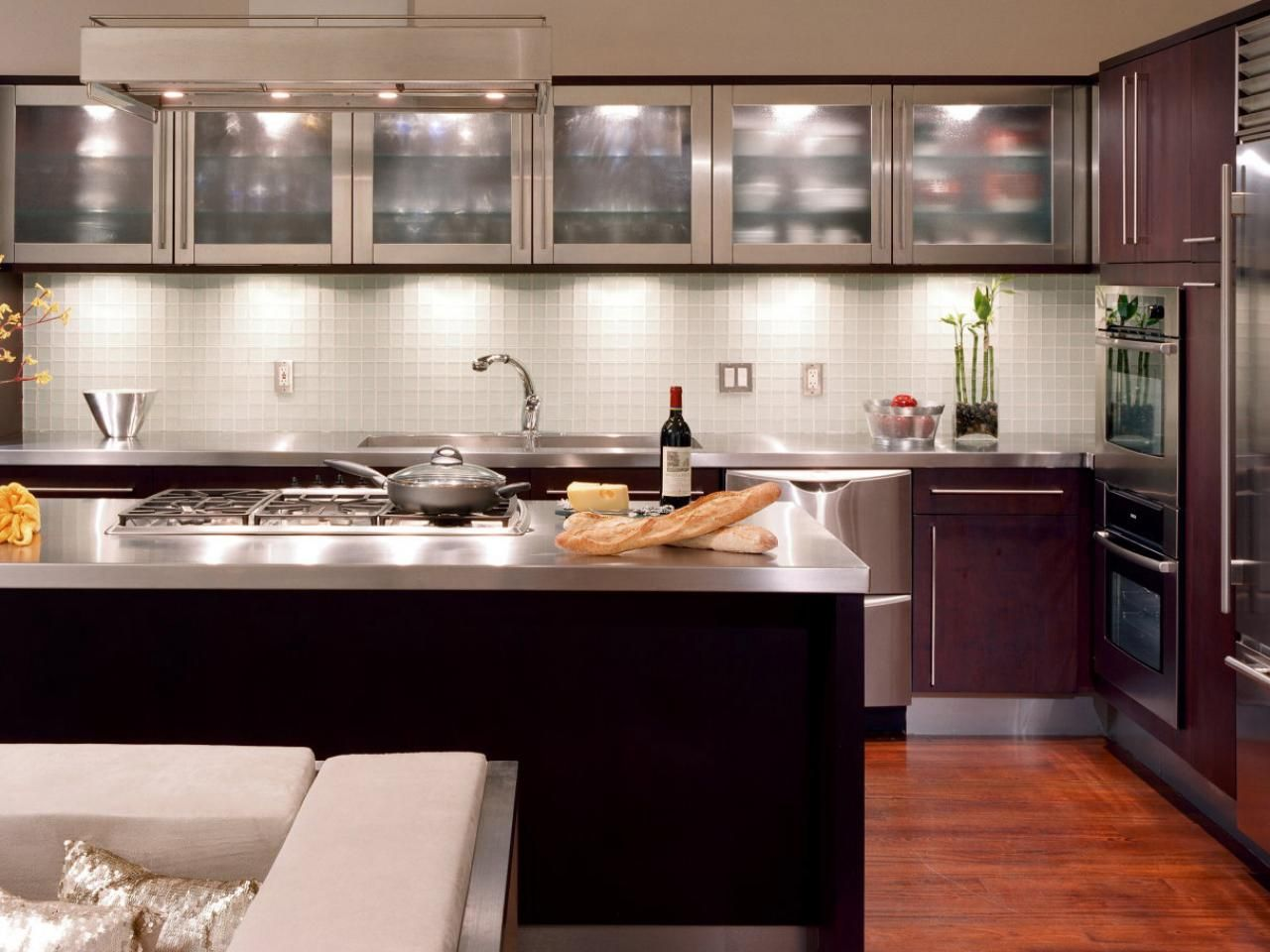 Pictures Of Kitchen Cabinets Beautiful Storage Display Options