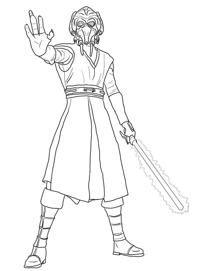 Star Wars Return Of The Jedi Coloring Pages Star Wars Coloring Sheet Star Wars Drawings Coloring Pages