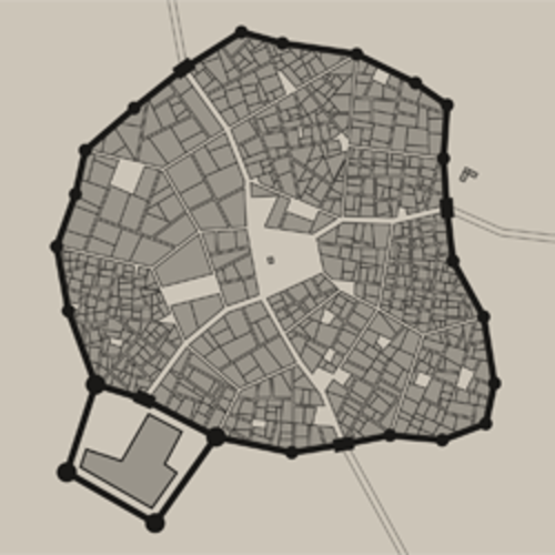 Medieval Fantasy City Generator by watabou | Authoring Stuff