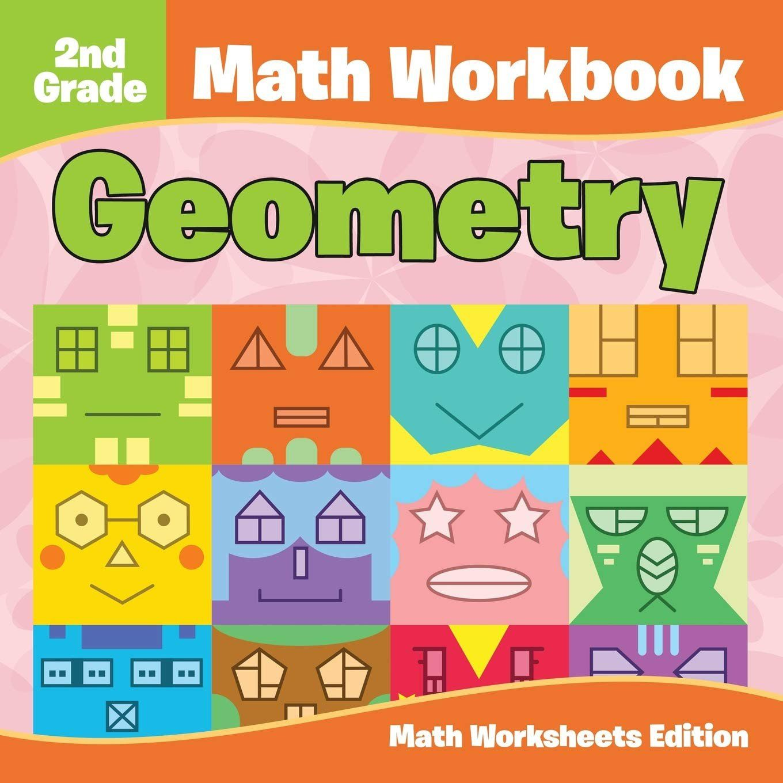 2nd Grade Geometry Worksheets 2nd Grade Math Workbook