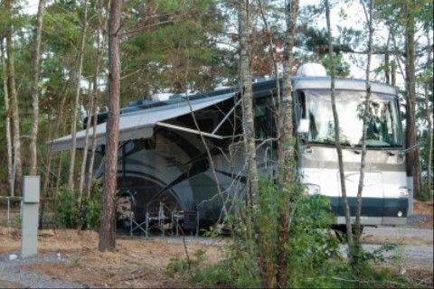 A Okay RV Park At Dothan Alabama United States