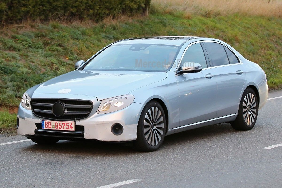 The 2019 Mercedes Benz E550 Redesign And Price Mercedes E Class