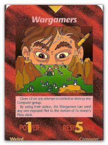 Illuminati Card Wargamers