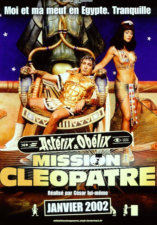 Asterix And Obelix Mission Cleopatra Norsk Tale Torrnet Fasrwolf