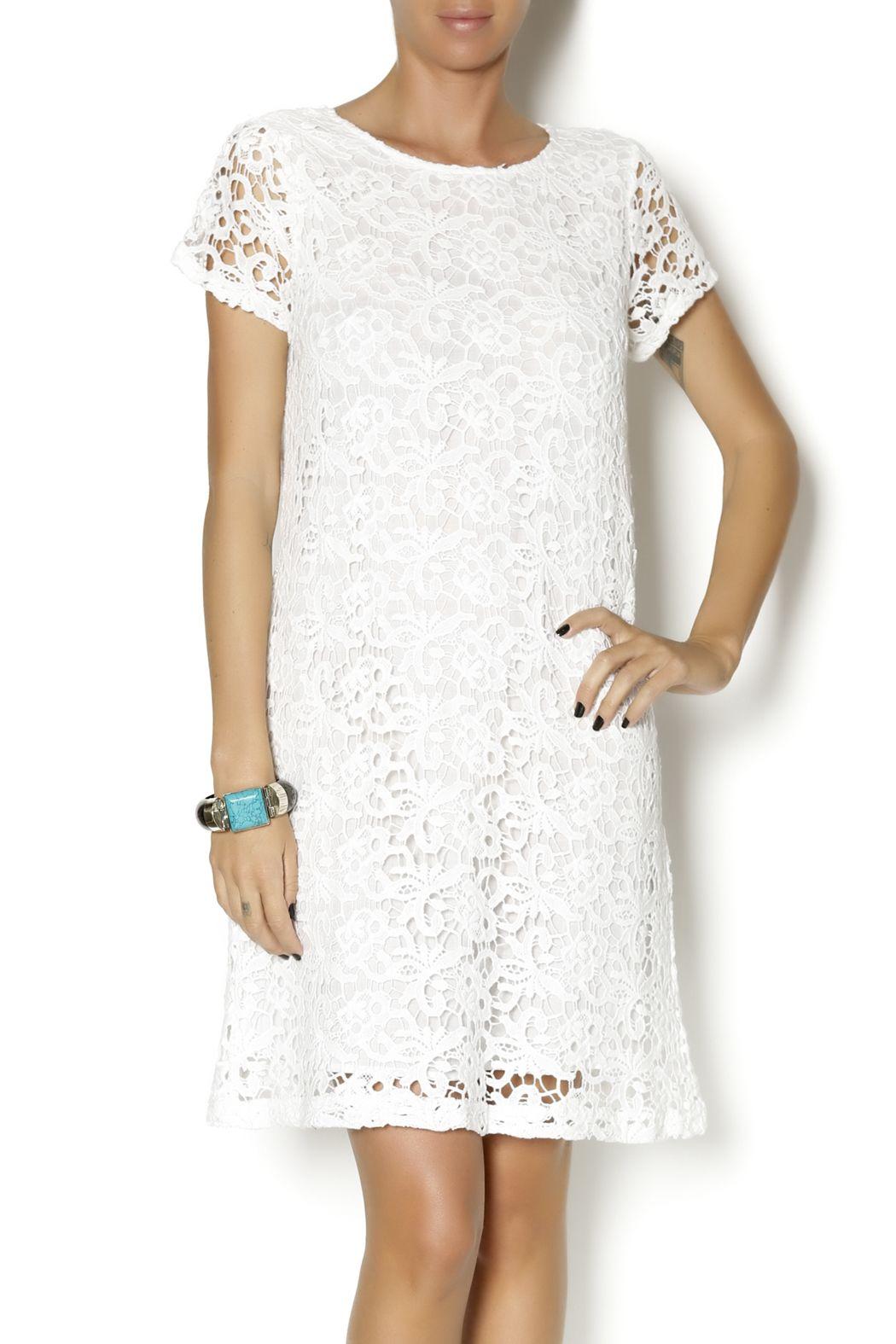 White Lace Dress Lace White Dress Dresses White Lace [ 1575 x 1050 Pixel ]