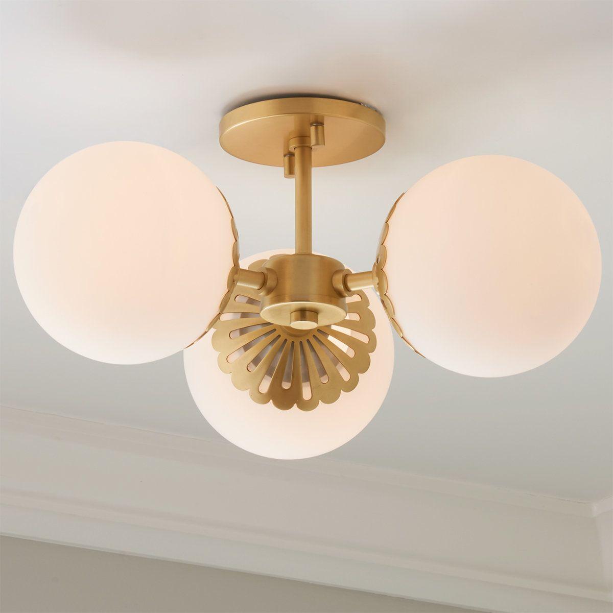 500 Lights Flush Mount And Semi Flush Ceiling Ideas In 2021 Semi Flush Lighting Ceiling Lights Lights
