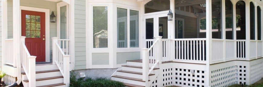 Best Stair Railings White Outside Steps Banner 870X290 The 400 x 300