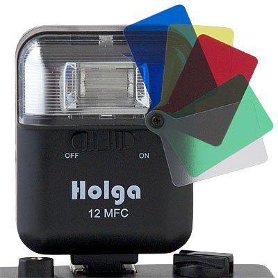 Holga Multi-Color Flash