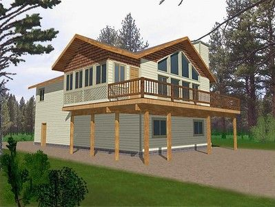 House Plan 001 2072