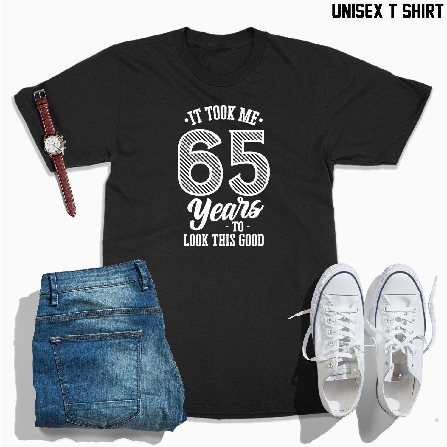 It took me 65 years to look this good shirt, 65th birthday gift, 65th birthday shirt, 1954 birthday shirt, birthday gift for husband, gpa #papashirts