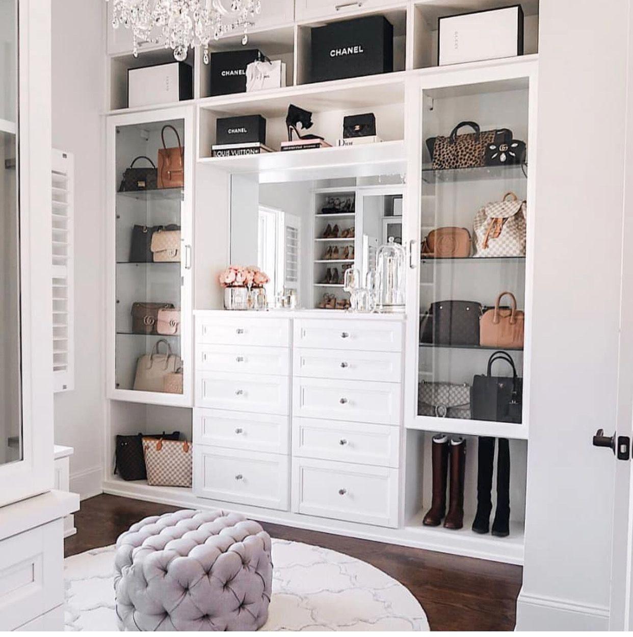 Pin By Madison Sullivan On Dream Closet Closet Decor Master Bedroom Closet Closet Design