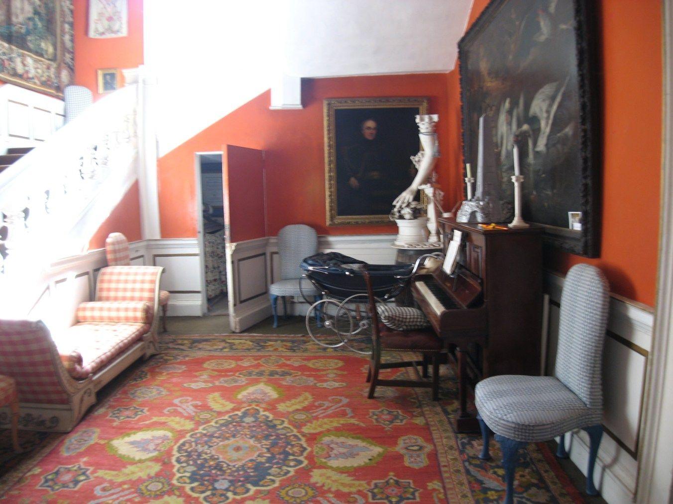 Leixlip Castle Main Stairs 193 best Leixlip