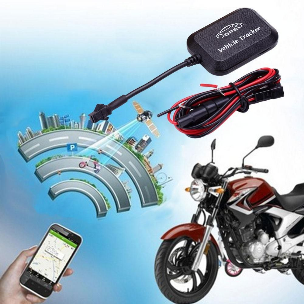 New Arrival Quad band GSM GPRS GPS Tracker GPS Motor Bike Car Tracking system Device Gt02a | #TrackingDevicesForCars