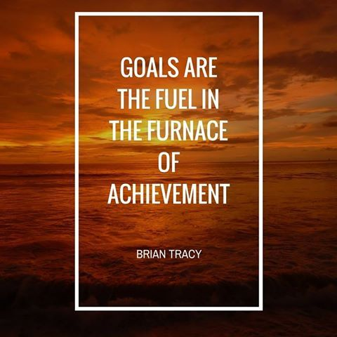 Goals are the fuel in the furnace of achievement #Achievement #Fuel #Furnace #Goal