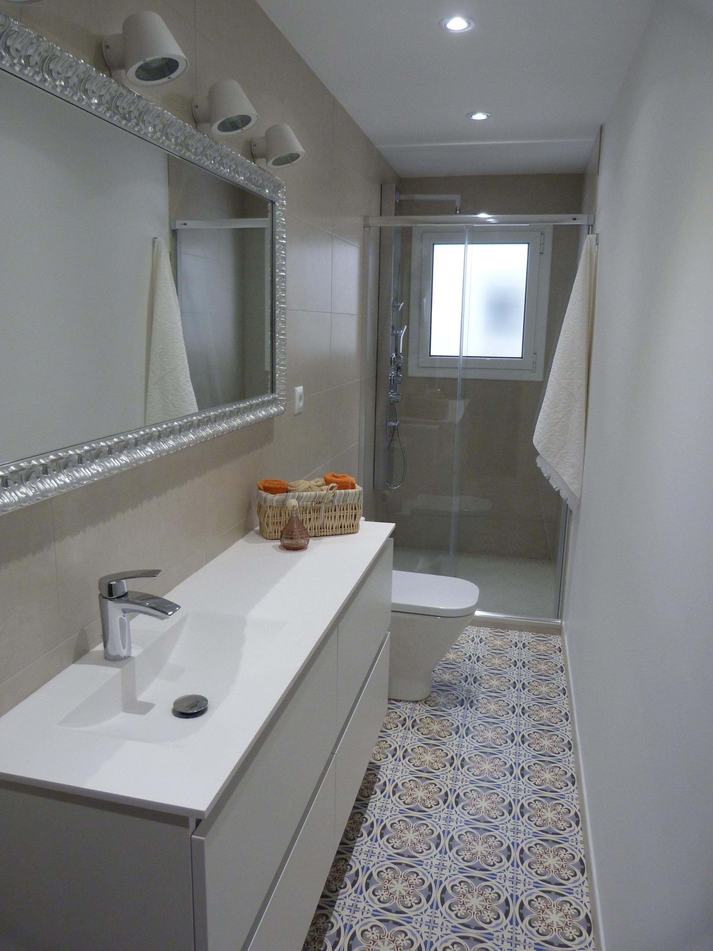 Azulejos Grises Para Suelos Y Paredes 50 Modelos Grey Bathroom