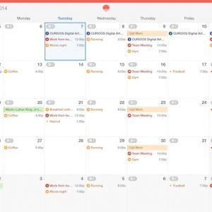 Sunrise S Social Calendar App Reaches The Mac Calendar App