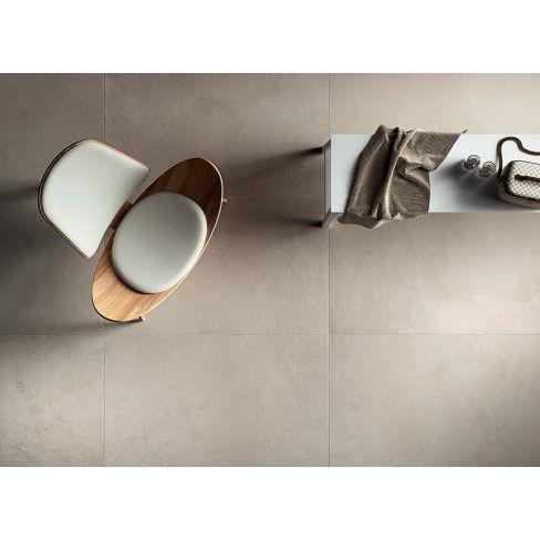 Vloertegel Italgraniti Square 30x60x0,95 cm Licht Grijs 1,08M2