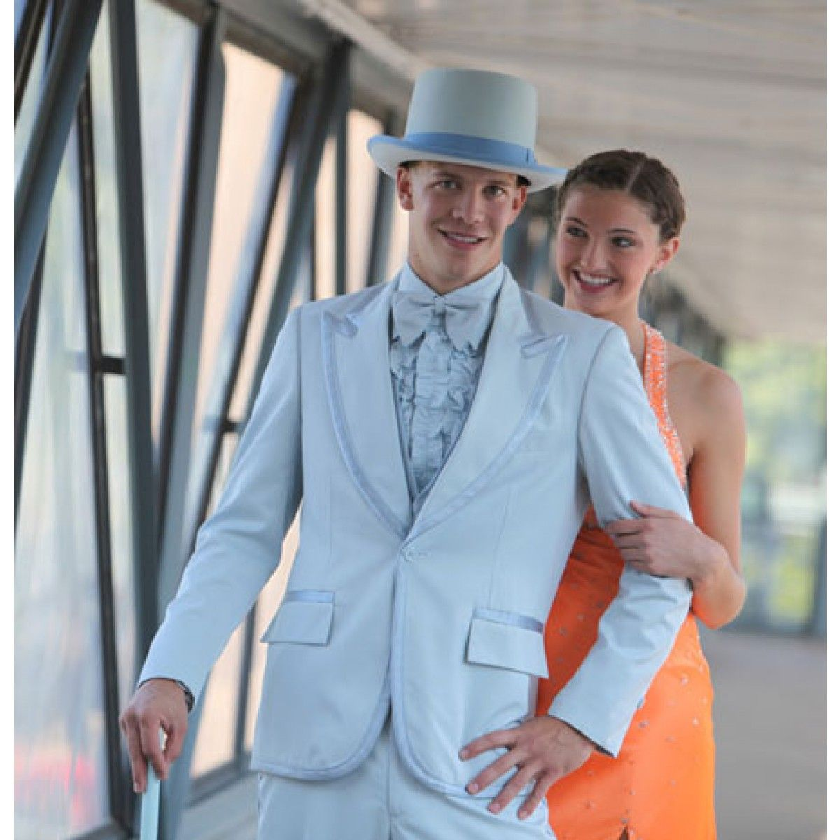 Baby Blue Tuxedo with Top Hat  80122bddc66