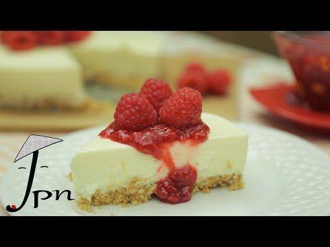 Como fazer Rare cheesecake (レアチーズケーキ) - YouTube