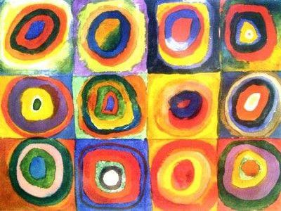 Cuadros Abstractos Famosos Mas Conocidos Pintura Oleo Acrilico En