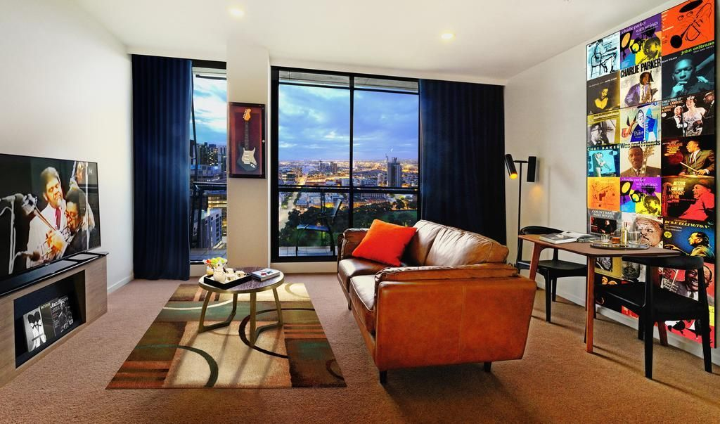 The Jazz Corner Hotel Melbourne Hotels Accommodation Corner